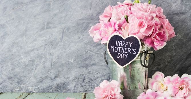 Special Offering On Mother's Day image