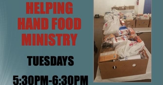 Helping Hands Food Distribution