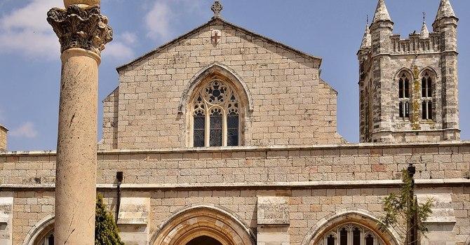 Archbishop Hiltz Scholarships for St. George's College Jerusalem. image