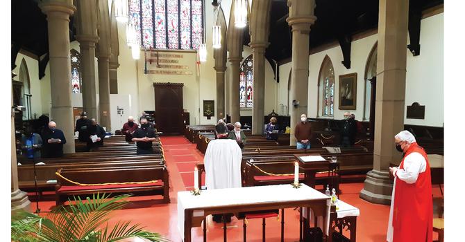 May edition - New Brunswick Anglican image