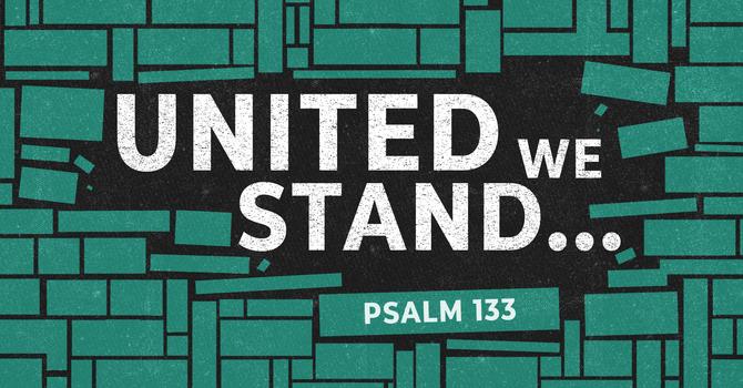 United We Stand...