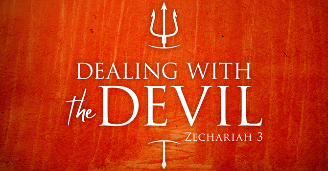 Dealing with the Devil #4 - The Accuser
