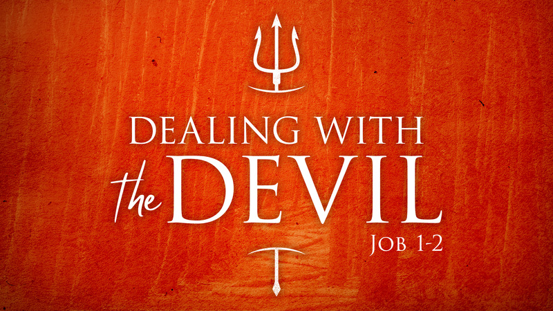 Dealing with the Devil #2 - The Destroyer