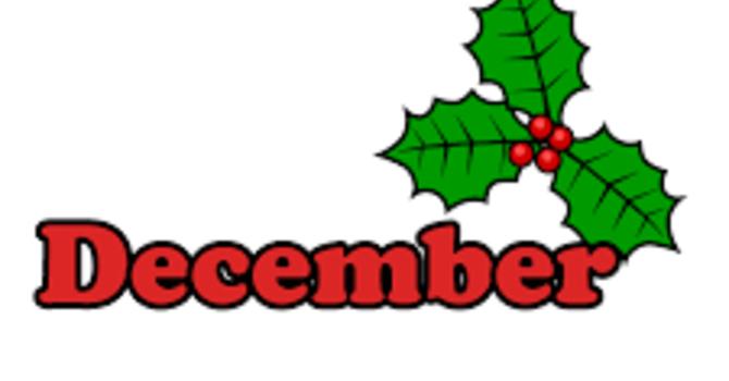December Newsletter image