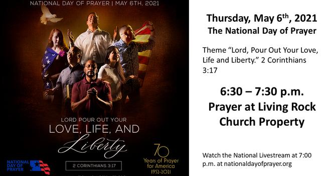 National Day of Prayer Night image