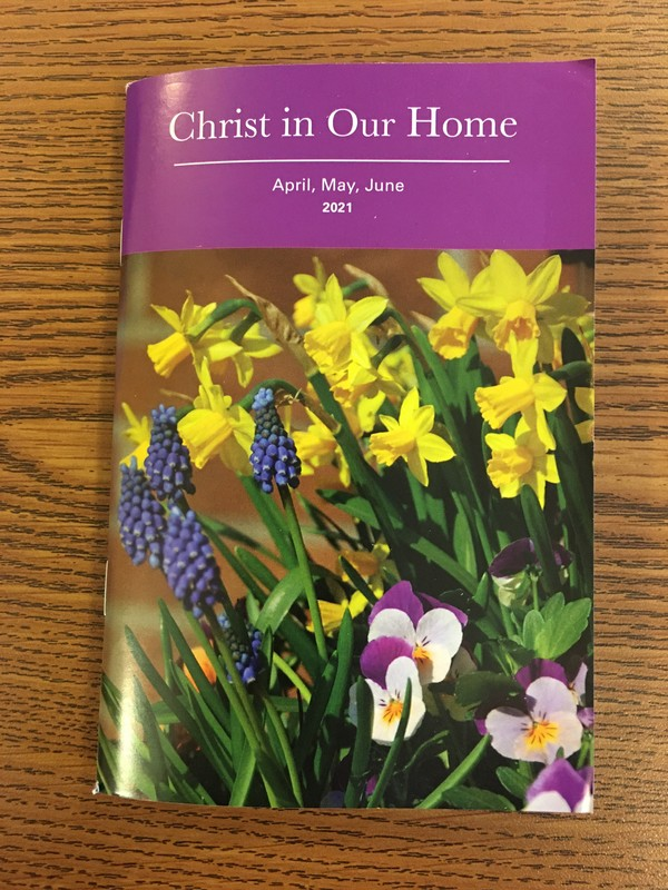 Christ in Our Home Devotional Booklets