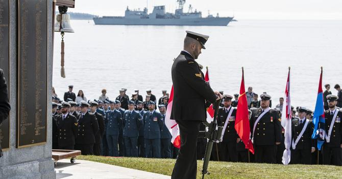 Easter 5 & Battle of the Atlantic Sunday image