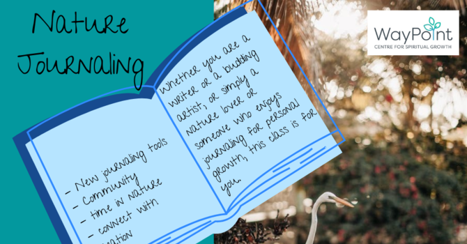 Try Nature Journaling image