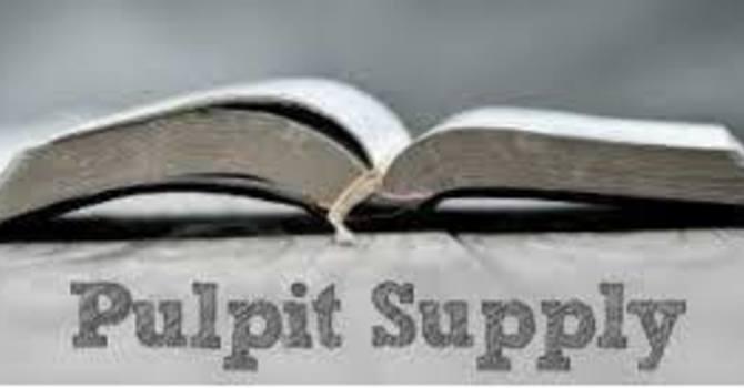 Pulpit Suppy
