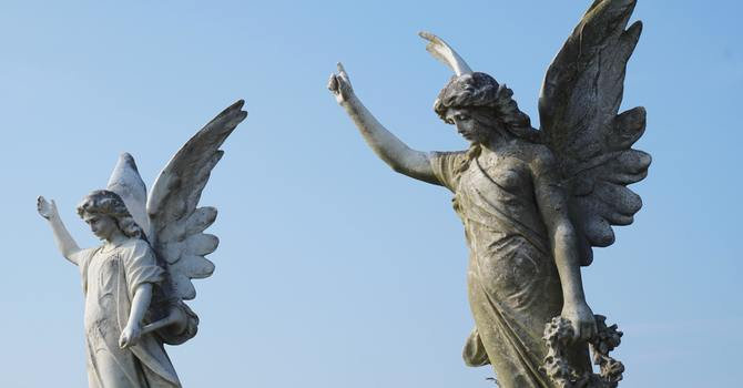 Q. What should we believe about angels? Do we have guardian angels? image