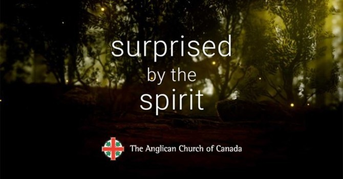 Surprised by the Spirit image