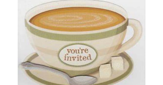 Parish Coffee Hour