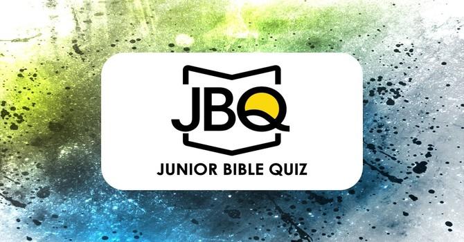 Junior Bible Quiz