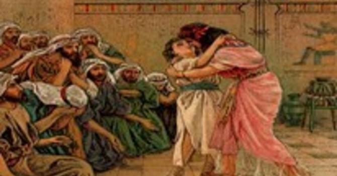 Joseph Forgives His Brothers image