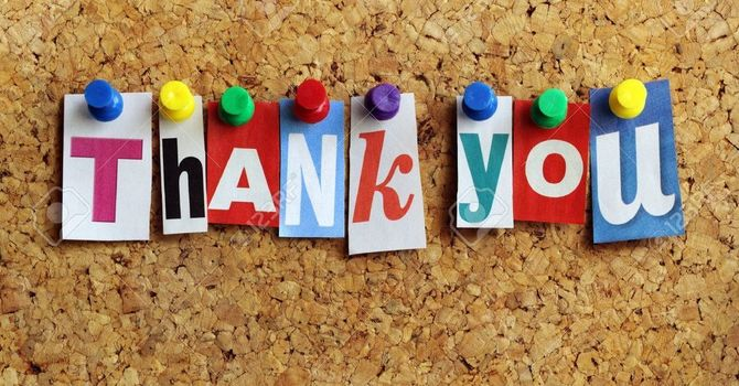 Thank You from Jaminetta image