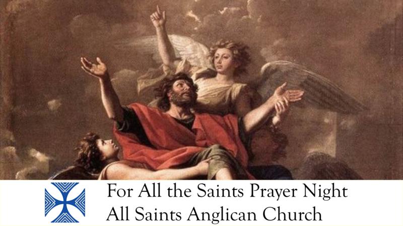 Cochrane Prayer Night May 5, 2021