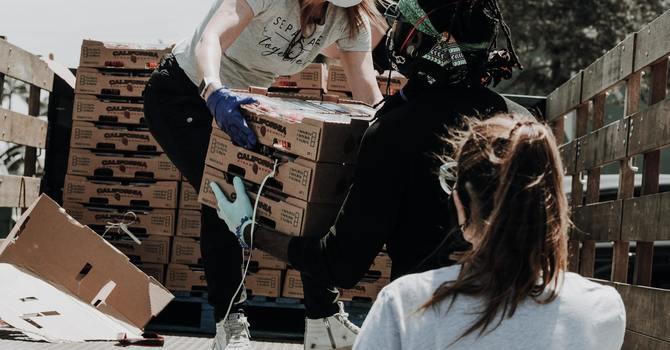May 30 Food Bank Drive image