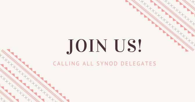Synod Choir Wants You! image