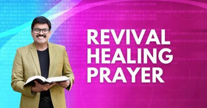 Revival Healing Prayer
