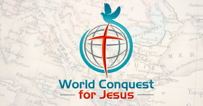 World Conquest for Jesus