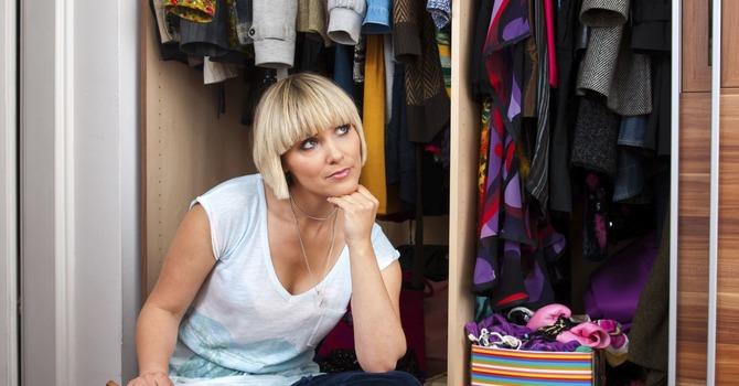 Feeling Stuck In Your Wardrobe? image