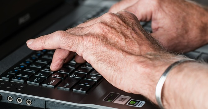 Computer Basics for Seniors image