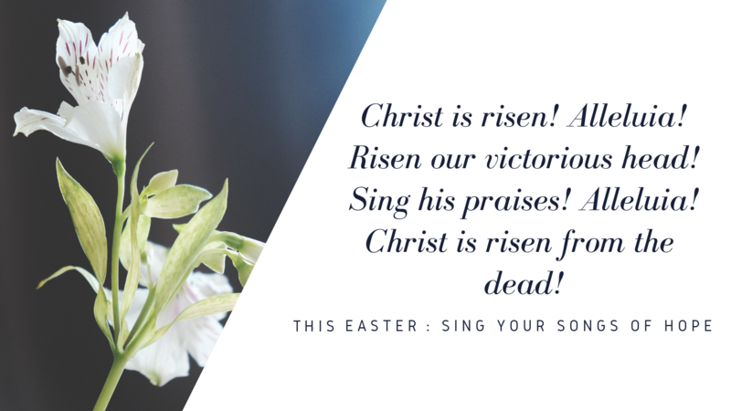 Fifth Sunday in Easter