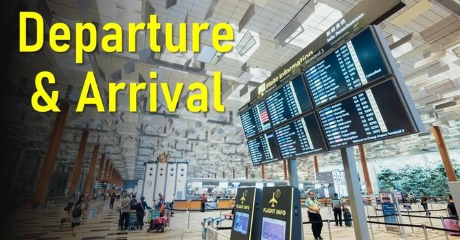 Departure & Arrival image