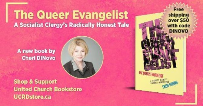 New Book at the United Church Bookstore image