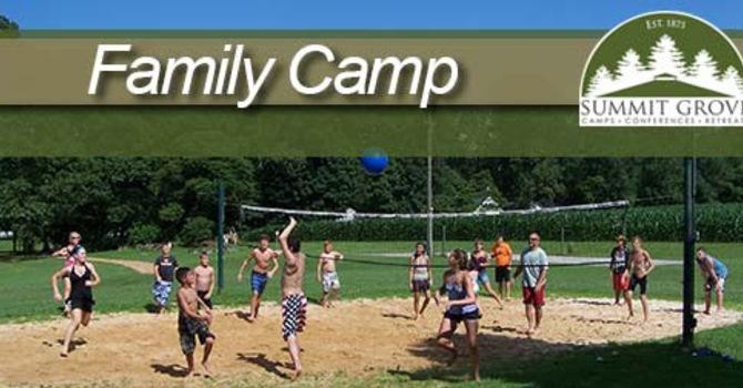 Family Camp Week