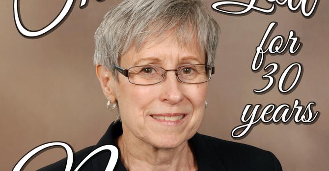 Thanksgiving for Nancy Corey