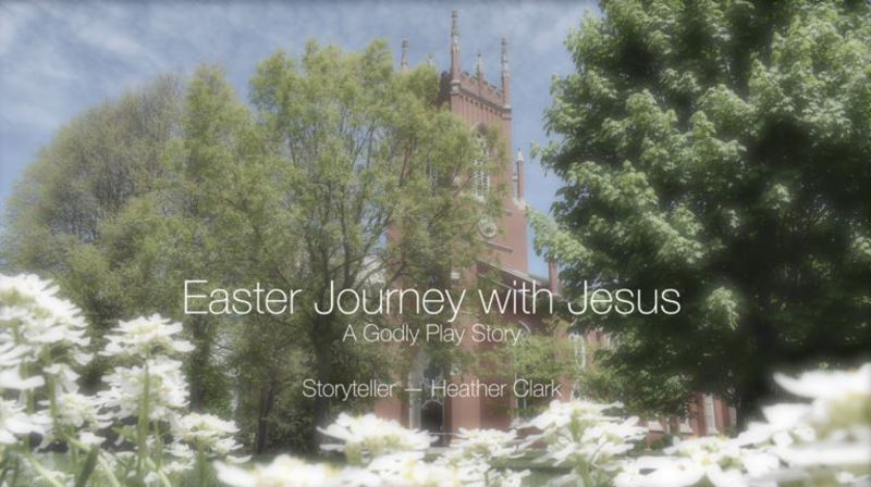 Easter Journey with Jesus