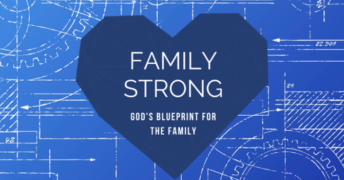 God's Word is the Blueprint for My Family