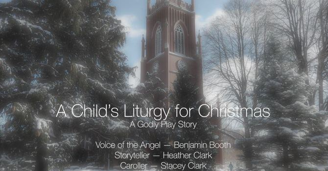 A Child's Liturgy for Christmas