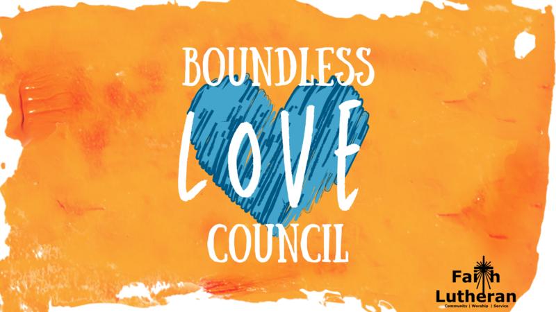Boundless Love | Council