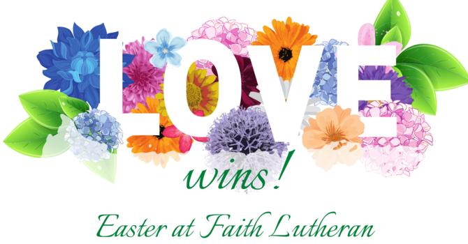 Loves Wins! | Easter