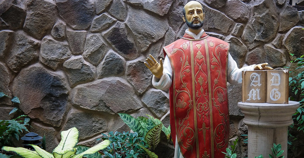 Spiritual Exercises of St. Ignatius