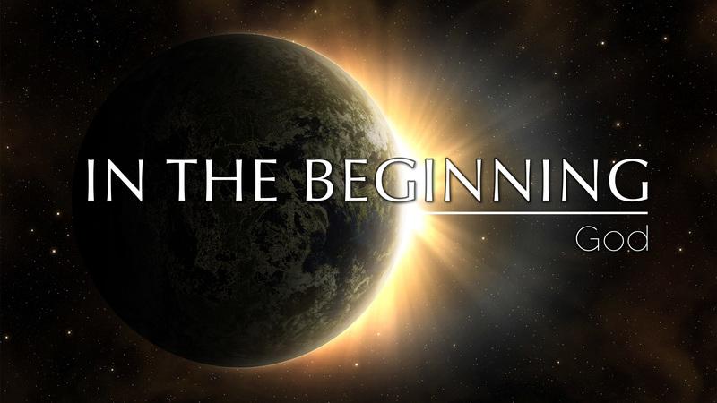 In The Beginning-God (2021)