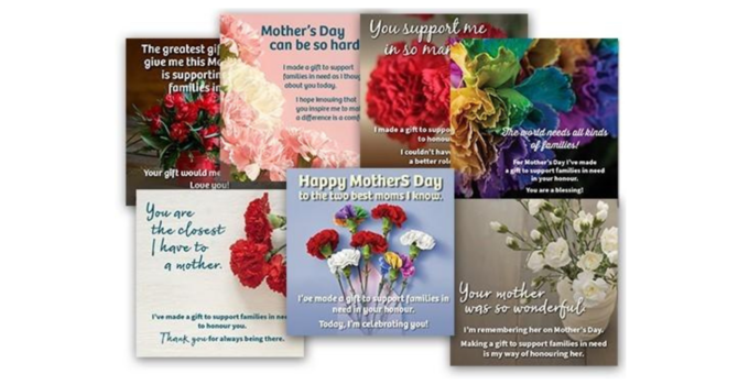 Stories of Our Mission: Make Mother's Day More Meaningful, Inclusive, and Compassionate image