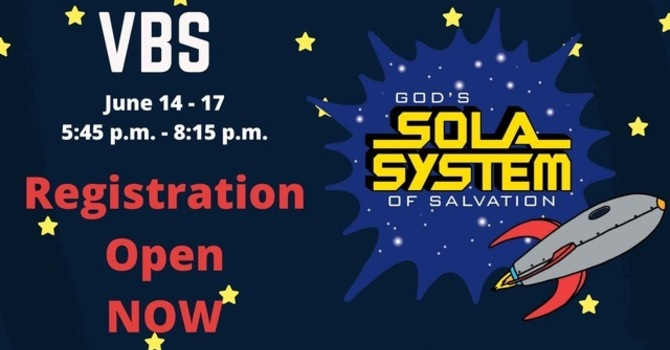 VBS - Valley's Blast Off to Space