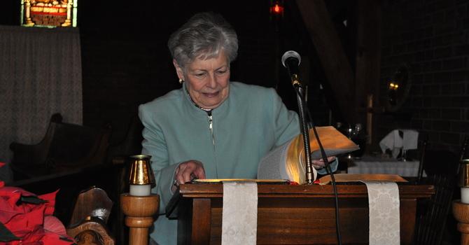 Ruth Sowrey is retiring! image