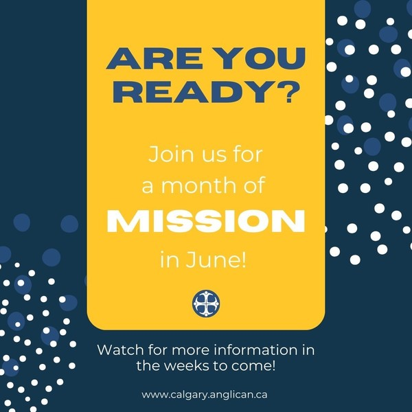 June is Mission Month