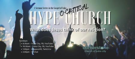 Hype-ocritical Church