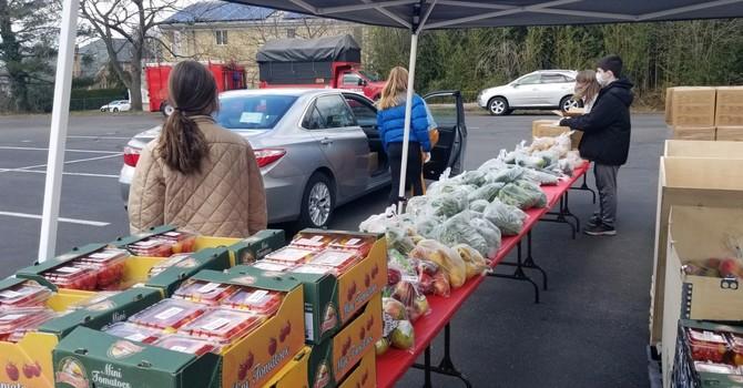 Douglaston Community Food Share image