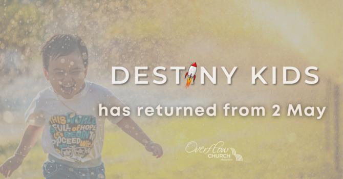 Destiny Kids image
