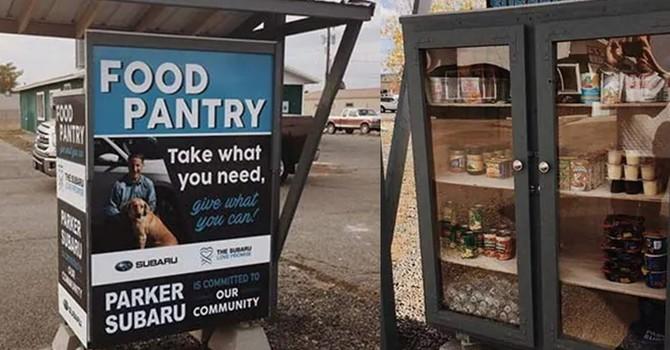 Unity Food Pantry image