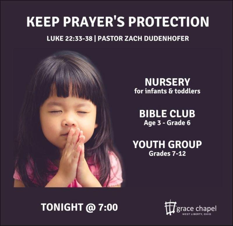 Keep Prayer's Protection