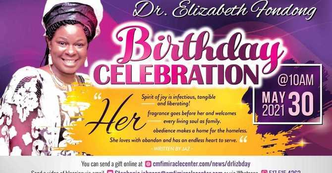 Dr. Liz SURPRISE Birthday Celebration