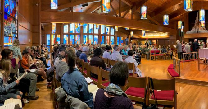 Worship Info + Bulletin for June 13 image