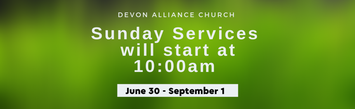 Devon Alliance Church